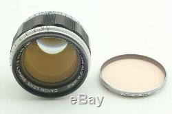 Exc+4 Canon 50mm F1.2 Leica Screw Mount LTM L39 Lens From Japan #301