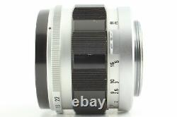 Exc+4 Canon 50mm f/1.4 L39 LTM Leica Screw Mount Lens For model 7 From Japan