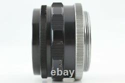 Exc+5 Canon 35mm f2 MF Lens L39 LTM Leica Screw mount from Japan #718