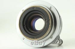 Exc+5 Canon 35mm f/2.8 Lens for Leica Screw Mount L39 LTM from Japan #0050