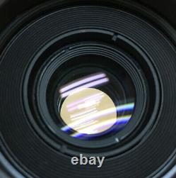 Exc+5 Voigtlander Color Skopar 35mm F/2.5 MC L39 LTM Leica Screw Mount From JP