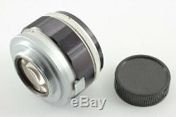 Exc+++ CANON 50mm F/1.2 Lens For Leica Screw Mount LTM L39 From Japan #2140