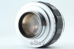 Exc+++ CANON 50mm F/1.2 Lens For Leica Screw Mount LTM L39 From Japan #48