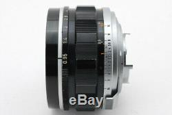 Exc+++++ Canon 50mm F/0.95 Dream Lens For 7 7s Leica L Mount From Japan C87