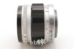 Exc+++++ Canon 50mm F/1.4 Leica Screw Mount L39 LTM MF Lens From Japan #2041