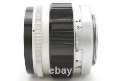 ExcellentCanon 50mm f/1.4 Lens Leica screw mount LTM L39 from JP (104-E233)