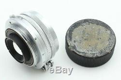 Excellent+++++ Canon 28mm f/2.8 LTM L39 Leica Screw mount Lens from japan #597