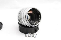 Excellent+++++Canon 50mm f/1.5 L39 Leica LTM Screw Mount MF Lens from Japan