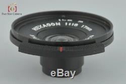 Excellent+++! Konica HEXAGON 17mm f/16 L39 LTM Leica Thread Mount Lens