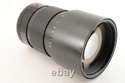 Excellent+LEICA LEITZ WETZLAR ELMARIT R 180mm F/2.8 R Mount 3Cam MF Lens JAPAN