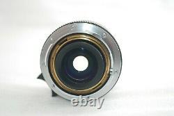 Excellent++Leica Elmarit-M 28mm F2.8 E46 (4th) Leica M-Mount M6 MP etc #4098