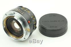 Excellent+++++ Minolta M-Rokkor 40mm f/2 Lens for Leica M Mount from Japan #93