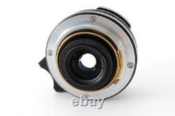 Excellent Ricoh GR Lens 28mm f/2.8 LTM Leica L39 Mount + M Adapter From JAPAN