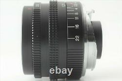 FedExN MINTKONICA M-Hexanon 28mm F/2.8 For Leica M Mount Wide Angle Lens JAPAN