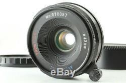FedEx Exc+4 RARE AVENON MC 28MM F/3.5 Black L39 LEICA SCREW MOUNT JAPAN