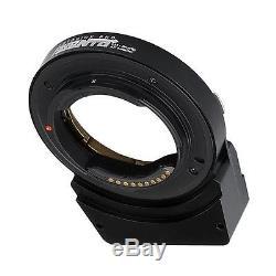 Fotodiox Pro PRONTO Adapter Leica M Mount Lens to Sony E-Mount Camera Autofocus