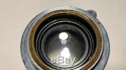 GOLD SUPER SPEED RARE LENS DALLMEYER ANASTIGMAT 1.5/50MM(2 inch) MOUNT LEICA M39
