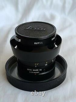Great conditionLeica Summilux 50mm F1.4 M Mount Leitz Wetzlar Lens