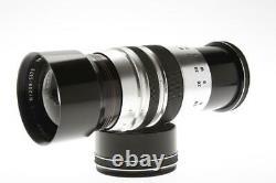 Heintz Kilfitt Tele Kilar 300mm F/5.6 M39 LTM Lens Leica Mount