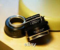 Kodak 47mm f2 Ektar Leica M mount