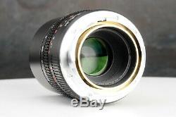 Konica M-Hexanon 90mm f2.8 Leica M Mount Lens (Read Description)