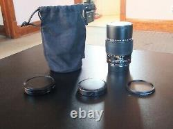 LEICA APO-Macro-Elmarit-R 100 mm f/2.8 MF 3-Cam Mount Lens #3509714