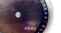 LEICA ELMARIT 90mm f2.8 LENS M MOUNT 1965 BARGAIN