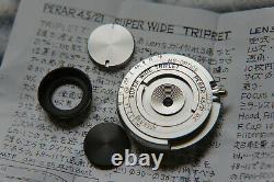 LEICA M MOUNT 21mm. F/4.5 MS-Optics PERAR SUPER WIDE TRIPLET Miyazaki US Seller