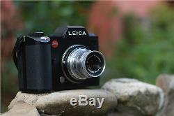 LEICA M mount SCHNIDER KREUZNACH RADIONAR L 2.8/45mm RANGEFINDER-COUPLED LENS
