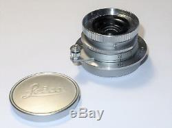 LEITZ Leica Summaron 35 mm 13.5. SUMMARON 3,5 cm M39 MOUNT LTM