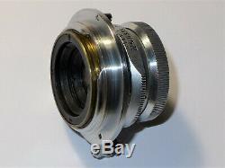 LEITZ Leica Summaron 35 mm 13.5. SUMMARON 3.5 cm M39 MOUNT LTM #1226854