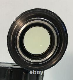 LENS JUPITER 9 85mm F2 Leica fit LTM L39/M39 screw mount Soviet Sonnar copy RF