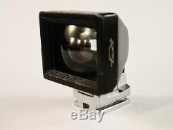LENS RUSSAR MP 2 (5,6/20) + Viewfinder f = 20mm M 39 Leica Screw Mount