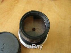 Leica 135mm Elmar f/4 Lens in Leica M Mount