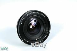 Leica 21mm F/4 Super Angulon 2 Cam, 11813 Germany, R Mount Lens Series 8.5