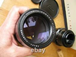 Leica 280mm Telyt f/4.8 Lens in Leica Screw Mount M39 for Visoflex