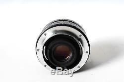 Leica 28mm F/2.8 Elmarit 3 Cam Late R Mount Lens 48