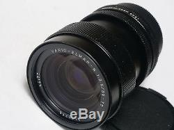 Leica 35-70mm F/3.5 Vario Elmar 3 Cam R Mount Lens