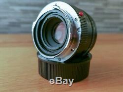 Leica 35mm F2.5 Summarit M Mount Lens For Leica