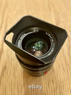 Leica 35mm f1.4 Summilux ASPH FLE Lens M-Mount