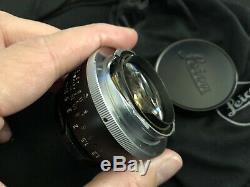 Leica 35mm summilux V2 (M Mount)