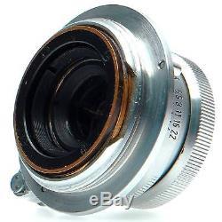Leica 3.5cm f3.5 Summaron Screw Mount Lenses