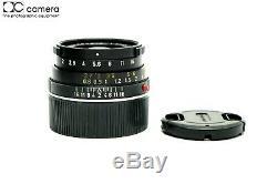 Leica 40mm f2 Summicron-C Rangefinder M Mount Lens #28810
