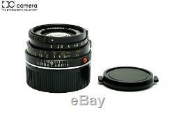 Leica 40mm f2 Summicron-C Rangefinder M Mount Lens #28994