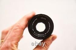 Leica 50mm F2 Summicron M Standard Prime Lens M Bayonet Mount
