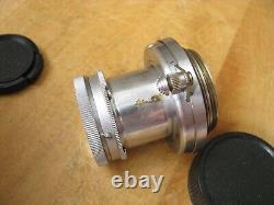 Leica 50mm Summar f/2 Lens in Leica Screw Mount