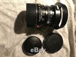 Leica 50mm f/2.0 Summicron M mount, Version 4, excellent condition