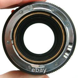 Leica 75mm f/2 Summicron -M Asph Fixed Prime Lens Leica M Mount