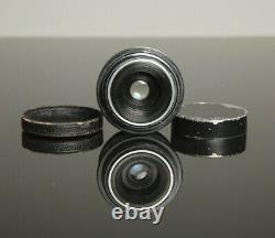 Leica Angénieux Angenieux 35mm F3.5 TYPE X1 for M39 mount RARE + CLA from EUROPE