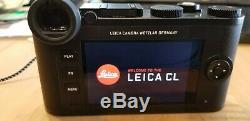 Leica CL 24 MP Hand & Thumb Grips Sigma 45mm L mount lens 19301 Typ 7372 kit